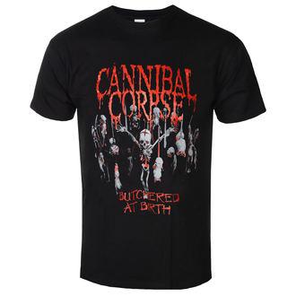 tričko pánske Cannibal Corpse - Butchered At Birth - PLASTIC HEAD - PH9526