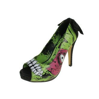 topánky dámske (črievice) IRON FIST - Ladies Zombie Stomper Platform IFL0080