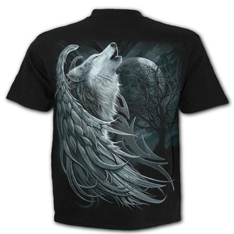 tričko pánske SPIRAL - WOLF SPIRIT, SPIRAL