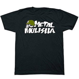 tričko pánske METAL MULISHA - IKON 2 - BLK, METAL MULISHA