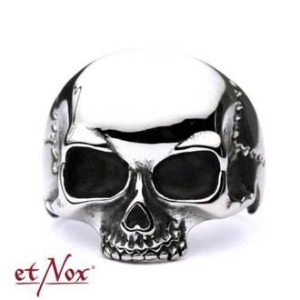 prsteň ETNOX - Simple Skull, ETNOX
