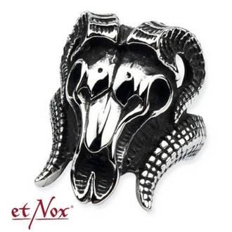 prsteň ETNOX - Ram Head, ETNOX