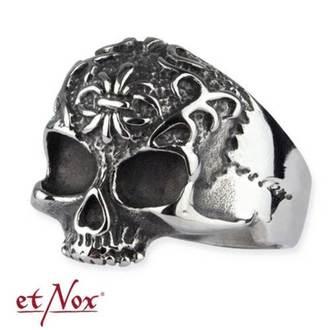prsteň ETNOX - Ornament Skull, ETNOX