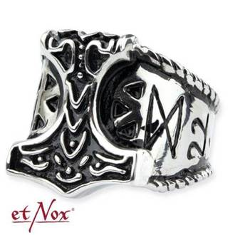 prsteň ETNOX - Thor´s Hammer, ETNOX
