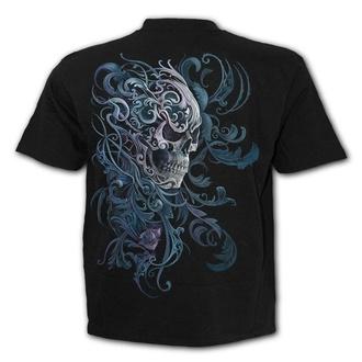 tričko pánske SPIRAL - ROCOCO SKULL, SPIRAL