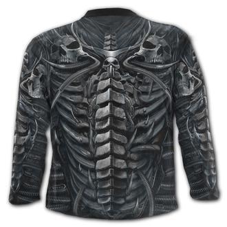 tričko pánske s dlhým rukávom SPIRAL - SKULL ARMOUR, SPIRAL