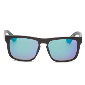 okuliare slnečné VANS - MN SQUARED OFF - Black / Green, VANS