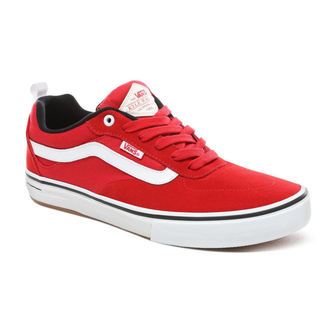 topánky pánske VANS - Kyle Walker Pro - Red / White, VANS