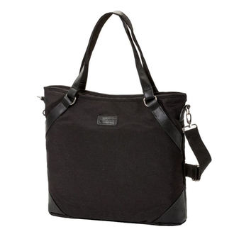 taška (kabelka) MEATFLY - INSANITY 3 - B - Heather Black, MEATFLY