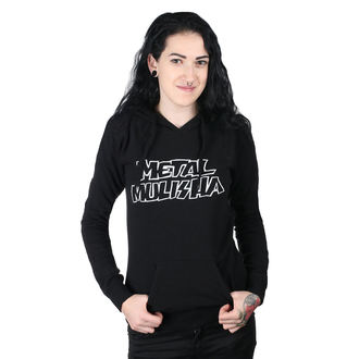 mikina dámska METAL MULISHA - SQUAD PO BLK, METAL MULISHA