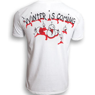 tričko pánske ALISTAR - Winter is Coming, ALISTAR