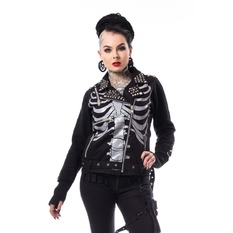 bunda dámska Heartless - JULIA JACKET - BLACK
