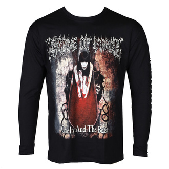 tričko pánske s dlhým rukávom CRADLE OF FILTH - CRUELTY AND THE BEAST - PLASTIC HEAD - PH11562LS