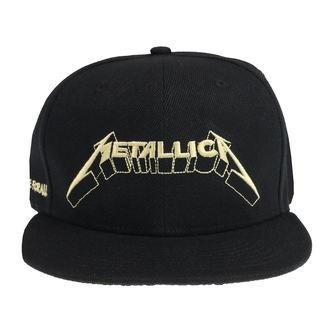 šiltovka Metallica - Justice Glow - Black, NNM, Metallica