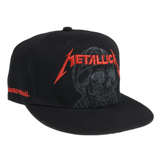 šiltovka Metallica - One Justice - Black, NNM, Metallica