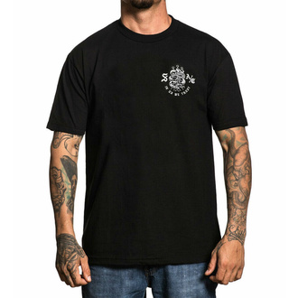 tričko pánske SULLEN - TRUST - BLACK, SULLEN