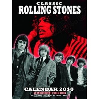 kalendář na rok 2010, Rolling Stones