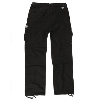 nohavice pánske WEST COAST CHOPPERS - M-65 CARGO PANTS - Vintage black, West Coast Choppers