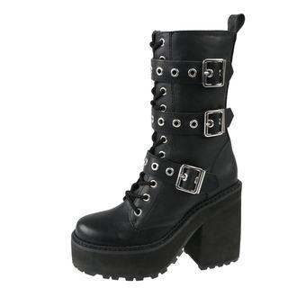 topánky dámske KILLSTAR - VENDETTA - BLACK