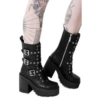 topánky dámske KILLSTAR - VENDETTA - BLACK, KILLSTAR