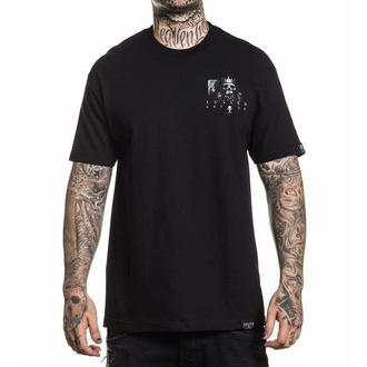 tričko pánske SULLEN - KINGS FALL - BLACK, SULLEN