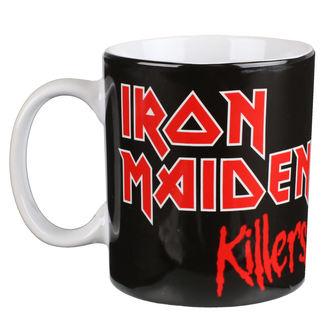 hrnček Iron Maiden - Killers, Iron Maiden