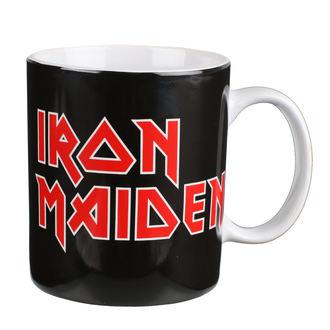 hrnček Iron Maiden - Logo, Iron Maiden
