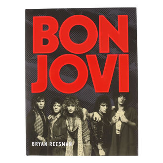 kniha Bon Jovi - Reesman Bryan - The Story, Bon Jovi