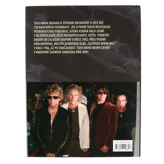 kniha Bon Jovi - Reesman Bryan - The Story, NNM, Bon Jovi