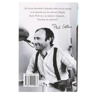 kniha Phil Collins - Ještě žiju, Phil Collins
