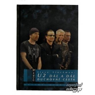 kniha U2 Dál a Dál duchovní cesta, autor: Steve Stockman , U2