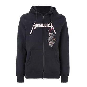 mikina pánska Metallica - Death Reaper - Black - RTMTLZHBREA