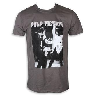 tričko pánske PULP FICTION - DANCING - PLASTIC HEAD, PLASTIC HEAD