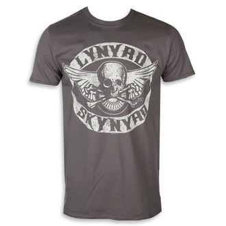 tričko pánske LYNYRD SKYNYRD - BIKER PATCH - PLASTIC HEAD, PLASTIC HEAD, Lynyrd Skynyrd