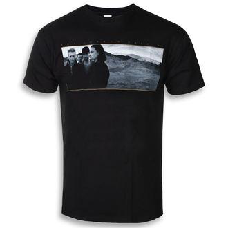tričko pánske U2 - JOSHUA TREE - PLASTIC HEAD, PLASTIC HEAD, U2
