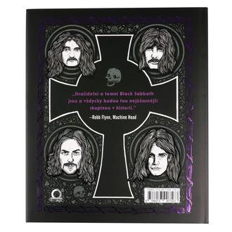 kniha Kompletná história Black Sabbath, Black Sabbath