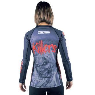 tričko dámske s dlhým rukávom (technickej) TATAMI - Iron Maiden - Killers - Rash Guard, TATAMI, Iron Maiden