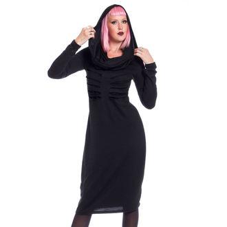 šaty dámske Vixxsin - LAZE - BLACK, VIXXSIN