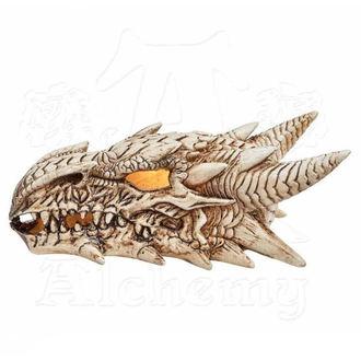 dekorácia ALCHEMY GOTHIC - LED Dragon Skull, ALCHEMY GOTHIC