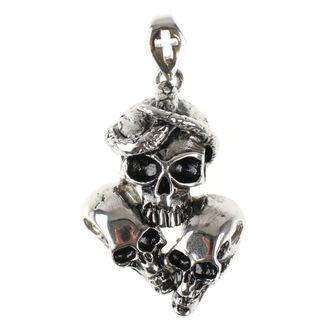 prívesok Skull
