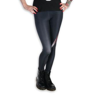 nohavice dámske (legíny) PAMELA MANN - Metallica - Death Magnet MET1006 - 'M' - Black/Brown, PAMELA MANN, Metallica