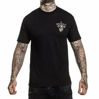 tričko pánske SULLEN - LIBERTY - BLACK, SULLEN