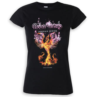 tričko dámske Deep Purple - Phoenix Rising - LOW FREQUENCY, LOW FREQUENCY, Deep Purple