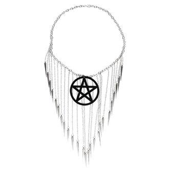 obojok Luciferothica - Pentagram Black, LUCIFEROTHICA