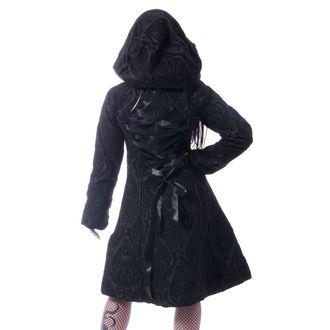 kabát dámsky Poizen industries - MANSION - BLACK, POIZEN INDUSTRIES