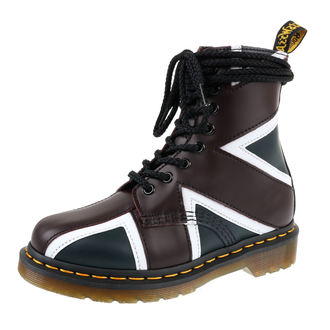 topánky 8dírkové Dr. Martens - Pascal Brit, Dr. Martens