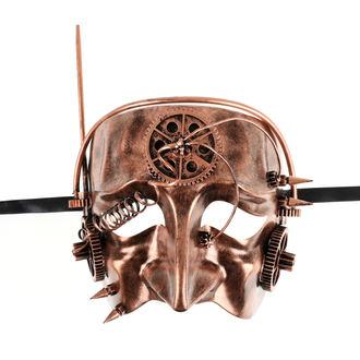 maska ZOELIBAT - Steampunk-Halbmaske, ZOELIBAT
