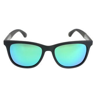 okuliare slnečné MEATFLY - CLUTCH D 4/17/55 - BLACK, MEATFLY