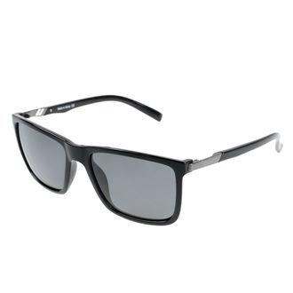 okuliare slnečné MEATFLY - JUNO A 4/17/55 - BLACK, MEATFLY