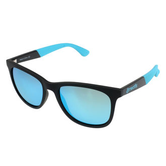 okuliare slnečné MEATFLY - CLUTCH B 4/17/55 - BLACK / BLUE, MEATFLY